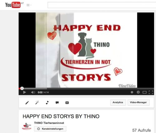 Happy Ends Youtube © thino